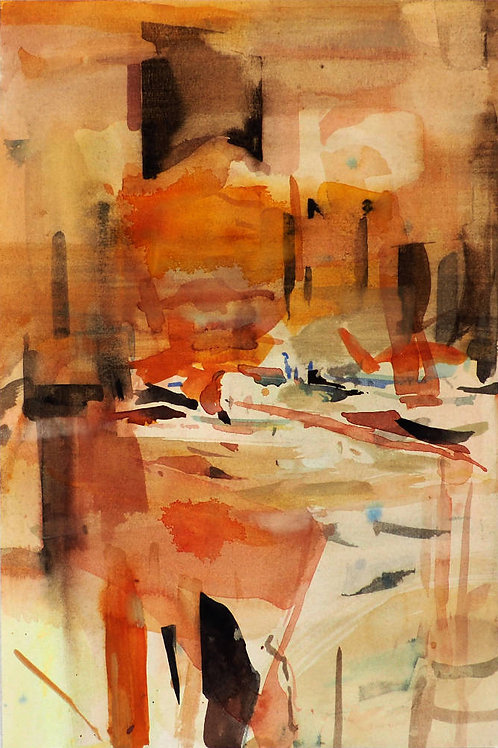 Orange by Eleanor Watson