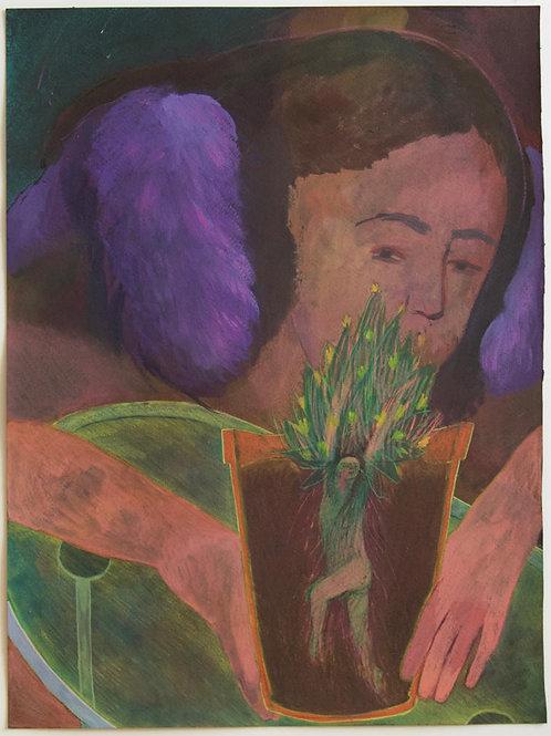 Mandrake by Lindsey Jean McLean