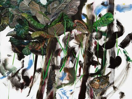 Deborah Poynton: 'Undergrowth' From The Series 'Picnic'
