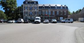 L'hôtel Mayrena à Eu - Chantier en cours...