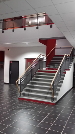 EN ACT Architecture - Lycée Georges Baptiste - Canteleu