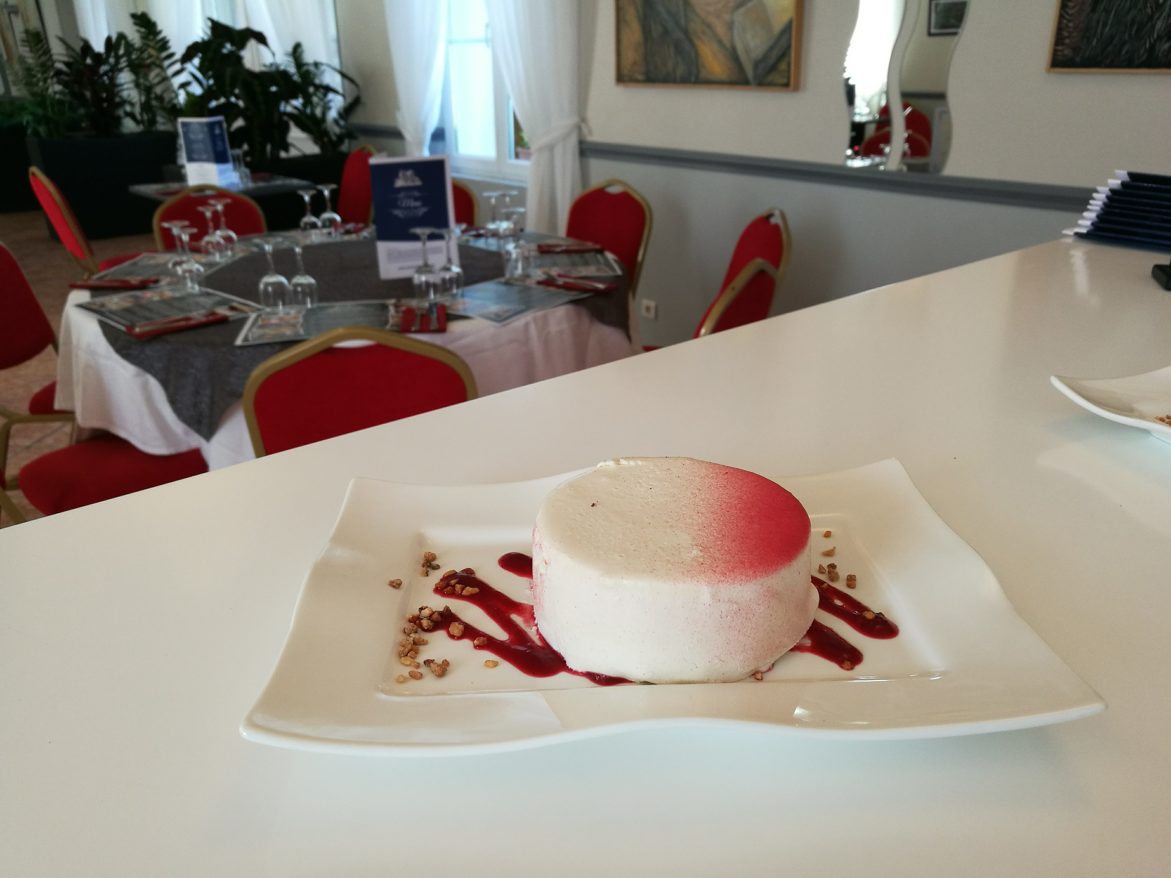 Gâteau ivoire