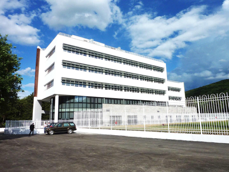 EN ACT Architecture - Ecole française du Caucase