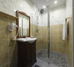 Salle de bain chambre India