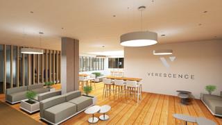 Nouveaux bureaux Veresence