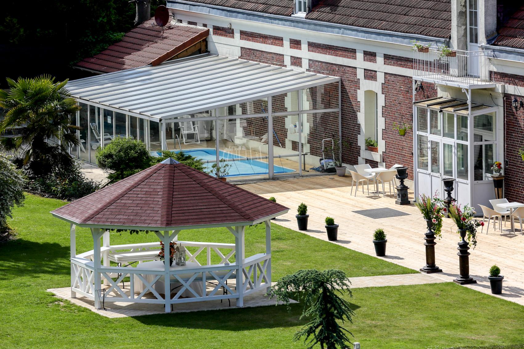 Grand Gîte avec piscine