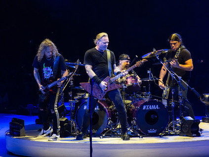 Metallica Karantina Altındayken 10 Yeni Şarkı Yazdı!