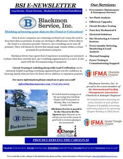 Blackmon E-Newsletter