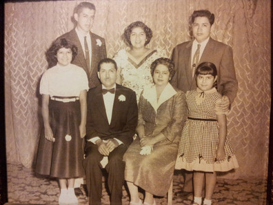 My grandad and his parents/siblings
