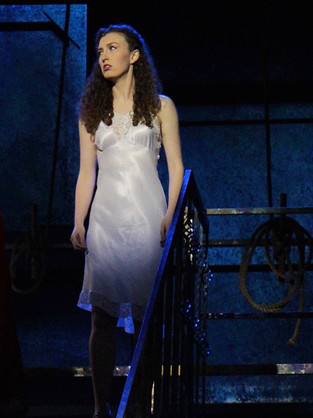 "Mistress in ""Evita"""