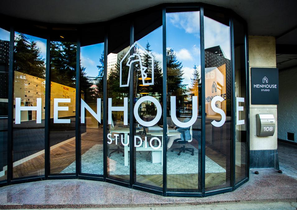 Henhouse studio