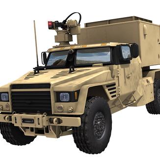 Military Truck (older)