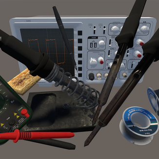 Electronics Testing Asset Package