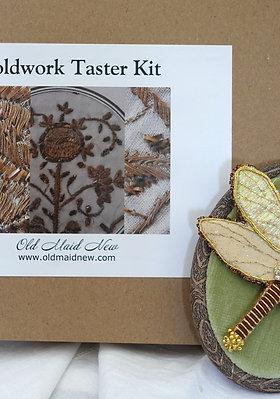 Goldwork Taster kit