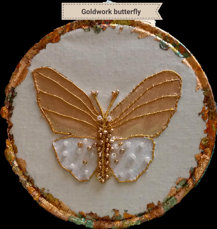 Golden Butterfly Workshop