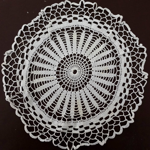 June- Lace Doily