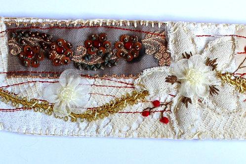 Mo Scrappy Fabric Bracelet