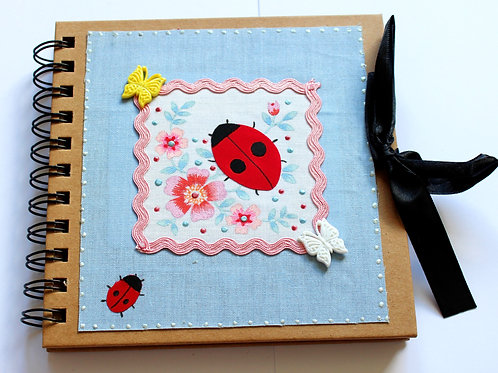 Lady bird journal