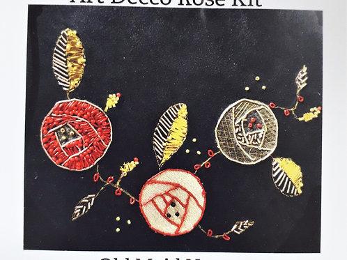 Art Decco Rose Kit
