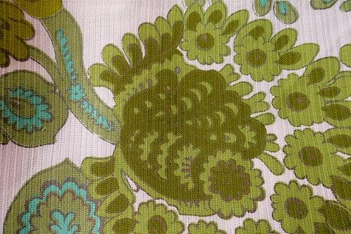 Go Green Poly cotton print