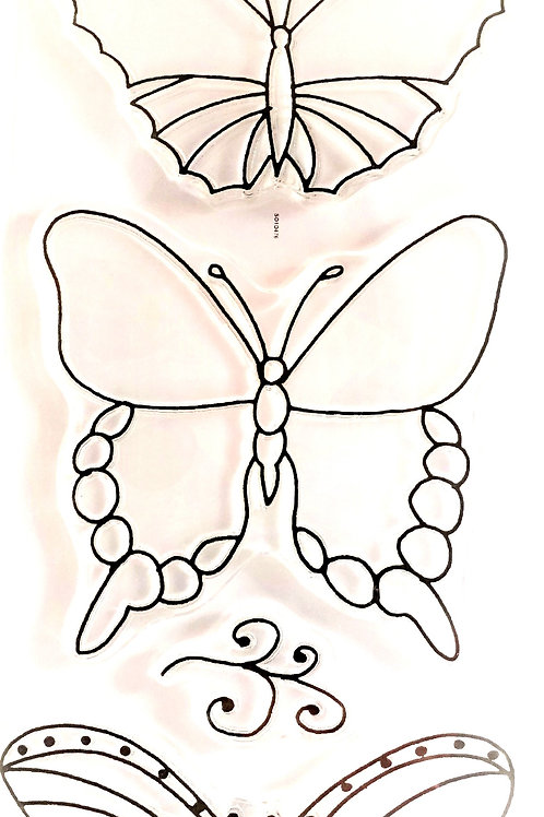 Butterfly Trio Stamp set