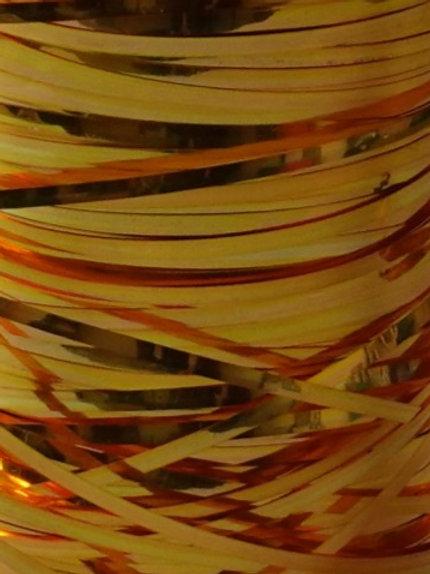 Gold Flat Metal Thread