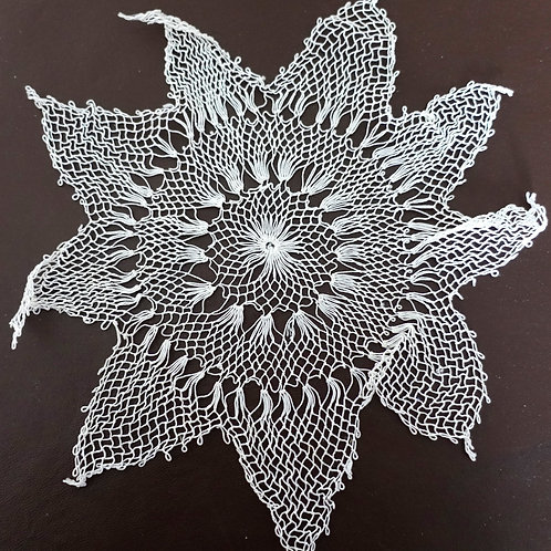 Starlight- Tattern Lace Doily