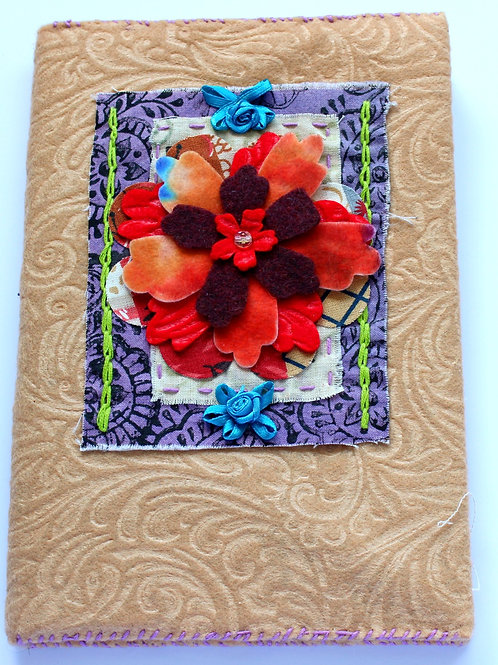 Decorated Note Book