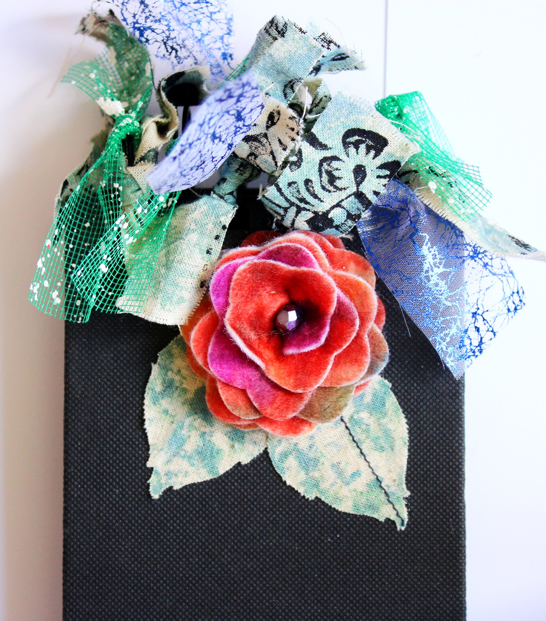 Small Decorated Journal