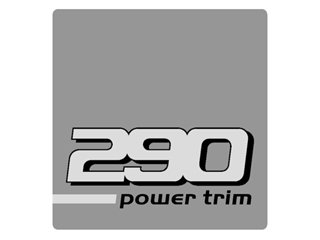 3673 - EMBLEMA RABETA 290 - LATERAL