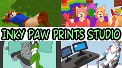Inky Paw Prints Studio