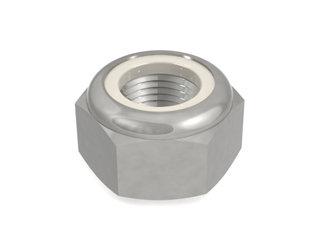 4030 - PORCA INX PLK M08-1,25 (19x12)MM