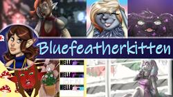 Bluefeatherkitten