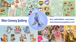 Blue Canary Gallery