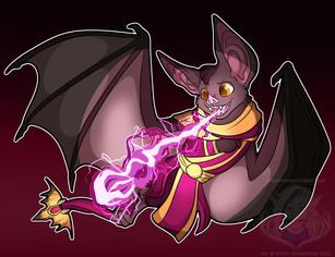 ELDRITCH BATS!