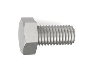 2346 - PARAF INX SEX M08-1,25x16mm