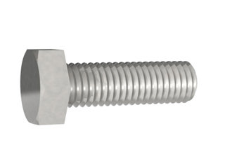 2463 - PARAF INX SEX M08-1,25x25mm