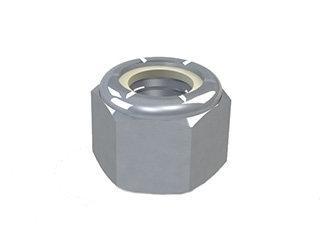970 - PORCA AÇO SEX 1/2-13UNC (3/4x15mm)