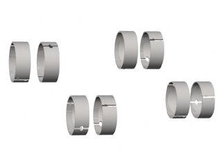 4113 - BRONZINA BIELA 1,00mm (0.040) (8CL) 5.0;5.7:6.2;AQ271;500;570