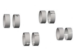 1670 - BRONZINA BIELA 0,50mm (0.020) (8CL) 5.0;5.7;6.2;AQ271;500;570;