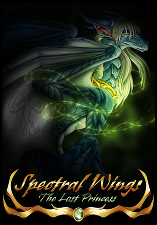 Spectral Wings: Official Cover