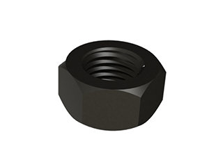 2336 - PORCA AÇO SEX M20-2,5 (30x15)mm 8.8