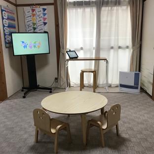 幼児クラス部屋を模様替えしました♪