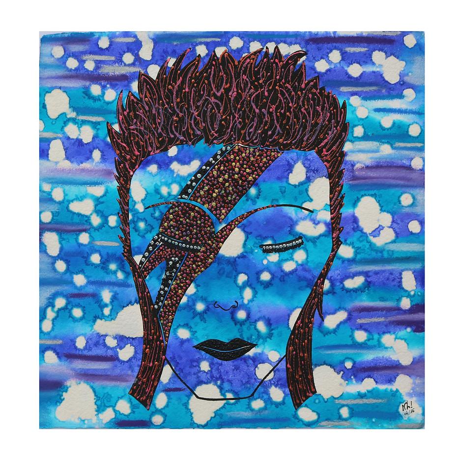 Bowie Blue
