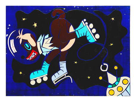 Le Chien de l'espace