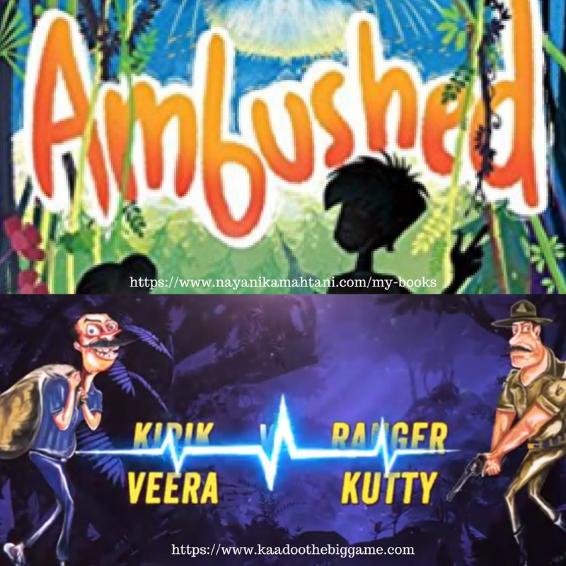 Ambushed by Nayanika Mahtani, Kaadoo board games