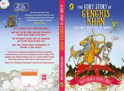 Genghis Khan Cover Spread