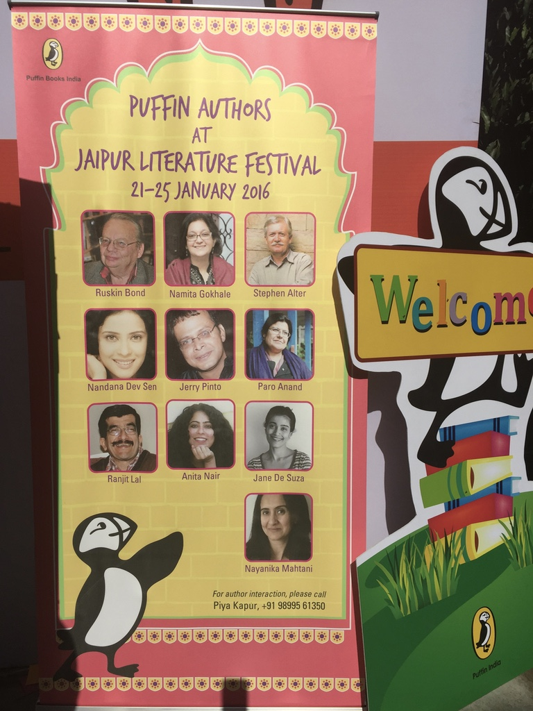JLF Penguin Authors