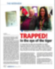 Interview with Nayanika Mahtani and Ruskin Bond photograph