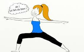 la chaleur ne me fait pas peur : le yoga et l'été